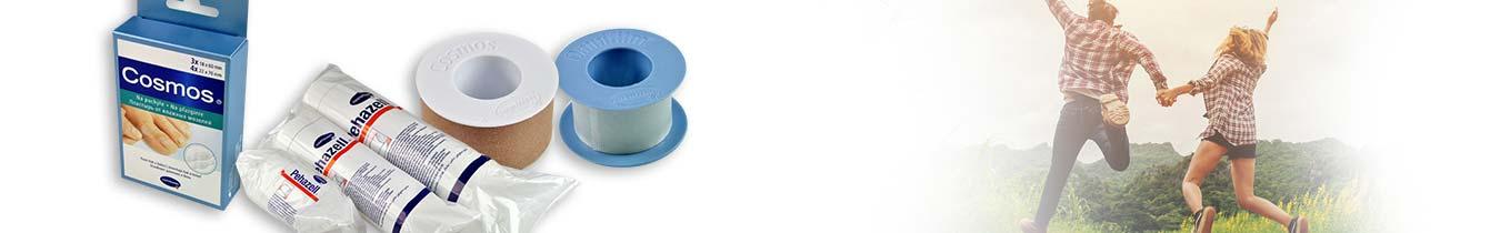 Náplaste a pásky