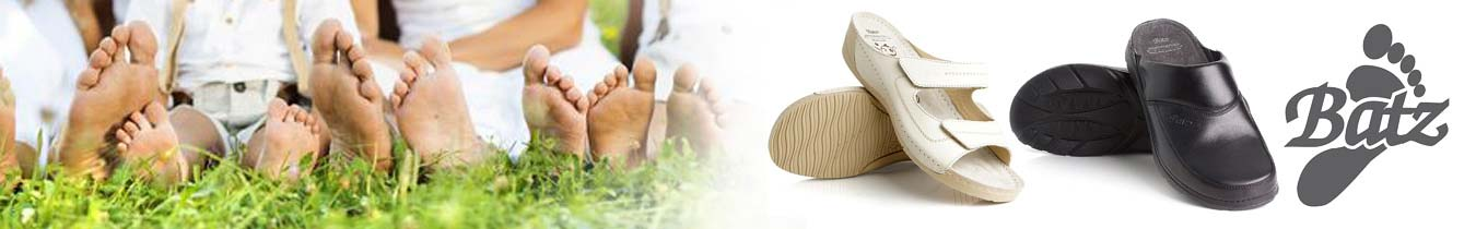 Zdravotní obuv Batz