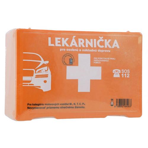 Lekárnička pre osobnú a nákladnú dopravu