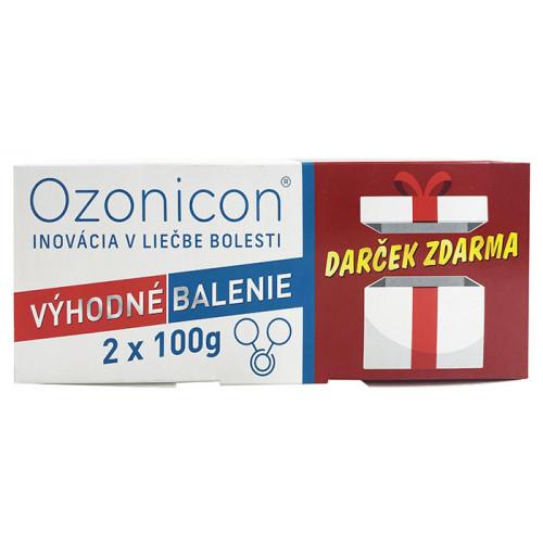 Ozonicon 2x100 g + darček
