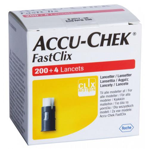 Zásobník lancetový do odberoveho pera ACCU-CHEK FastClix 1x102 ks