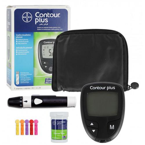 Glukomer Contour PLUS