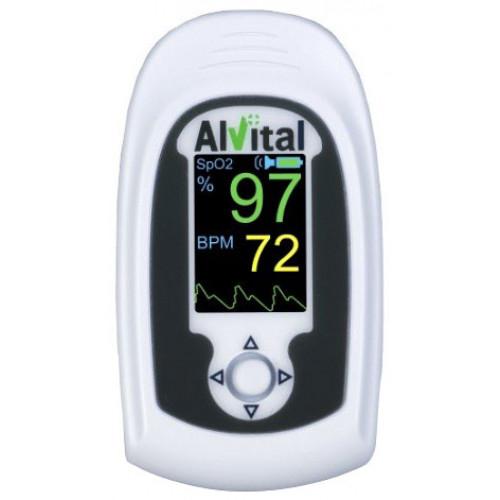 Alvital C - prstový pulzný oximeter