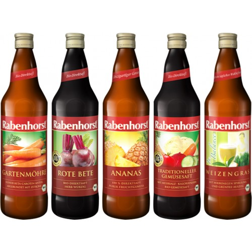 Rabenhorst 5 dňová detoxikačná kúra