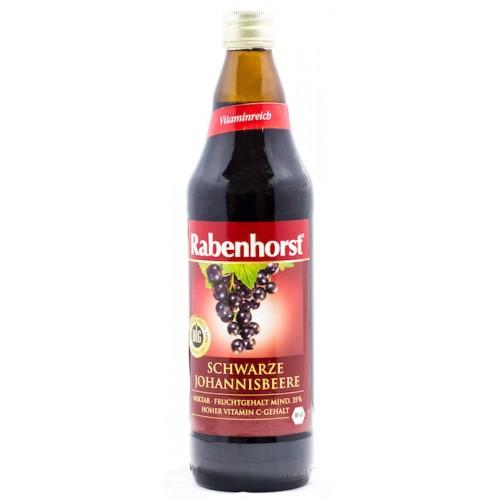 Rabenhorst Čierna ríbezľa šťava BIO