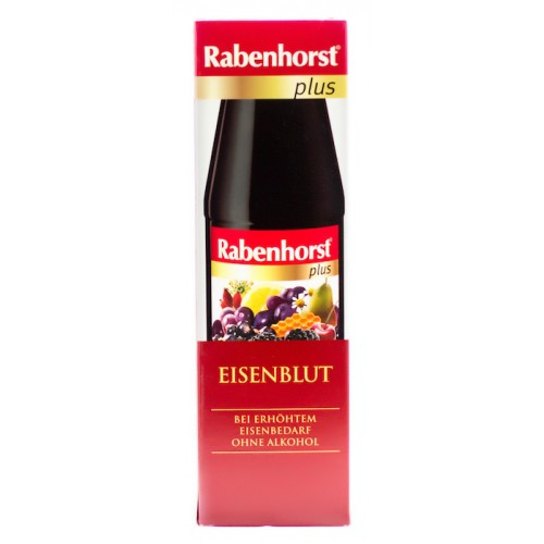 Rabenhorst Eisenblut železo