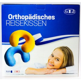 Ortopedický vankúš cestovný AT03005
