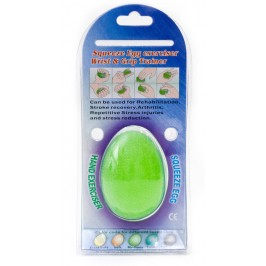 Rehabilitační gelové vajíčko