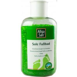 Allga San® kosodrevinová solanková kúpeľ na nohy 350 g