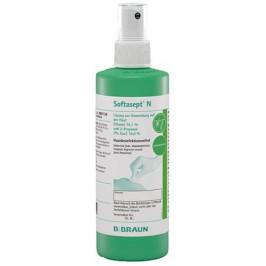 Softasept N alkoholový roztok na dezinfekciu 250 ml