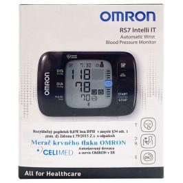 Zápästný tlakomer OMRON RS7 Intelli IT