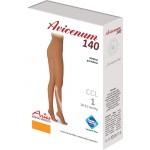 Avicenum 140 - podporné pančuchové nohavice, Sanitized - box