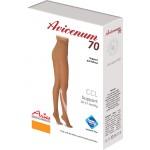 Avicenum 70 - podporné pančuchové nohavice - box