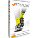 ROYAL BAY® Classic športové ponožky LOW-CUT