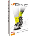 ROYAL BAY® Neon športové ponožky LOW-CUT