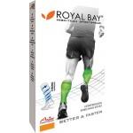 ROYAL BAY®  Neon kompresívne podkolienky