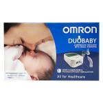 Inhalátor s odsávačkou hlienov OMRON DuoBaby